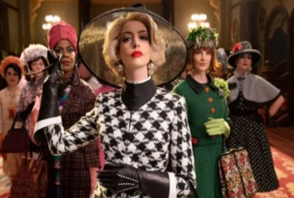 """Revelan tráiler de """"Las Brujas"""" con Anne Hathaway"""
