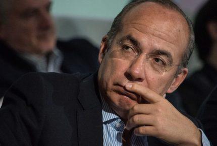 Calderón envía condolencias a AMLO por el fallecimiento de su hermana