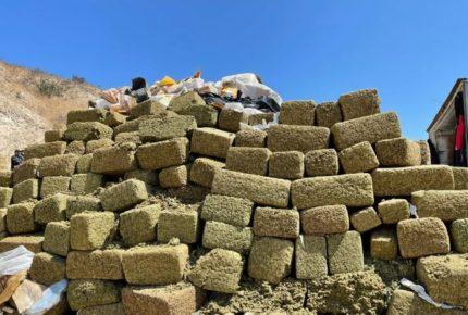 FGR se deshace de 33 toneladas de narcóticos
