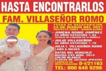 Hallan a menor reportada como desaparecida en Jalisco