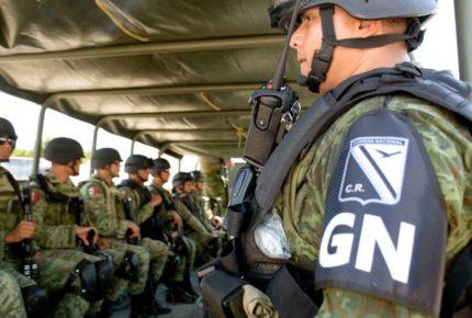 Sedena asume control operativo de la Guardia Nacional