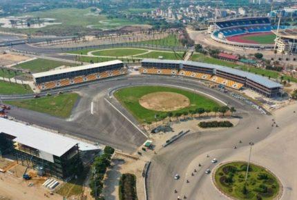El GP de Vietnam de F1 es cancelado para 2020