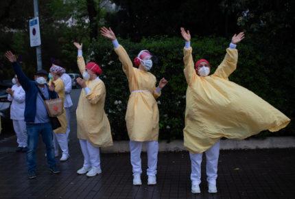 Madrid inaugura el 'hospital de pandemias' para futuras crisis