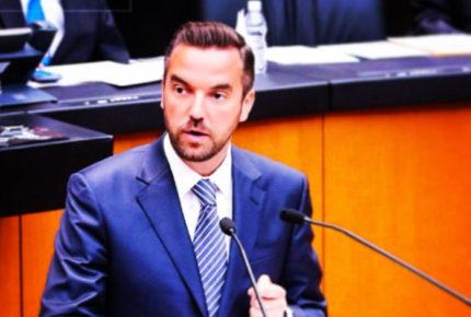 FGR cita a declarar a Jorge Luis Lavalle por caso Lozoya
