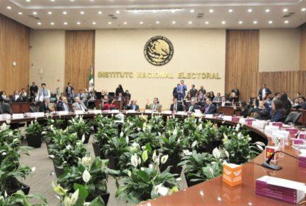 Vinculan a proceso a cuatro funcionarios del INE