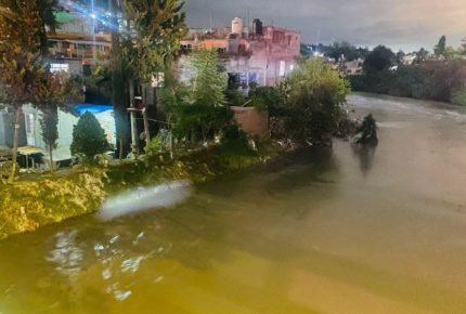 Video | Reportan nueva inundación en Tula, Hidalgo