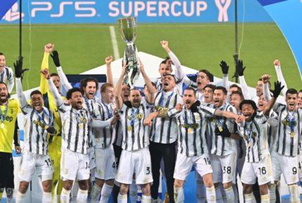 ¡Así es! La Juventus llega a Amazon Prime Video