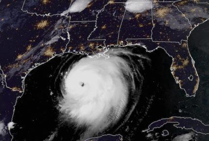 """""""Laura"""" se fortalece, es un huracán categoría 4"""