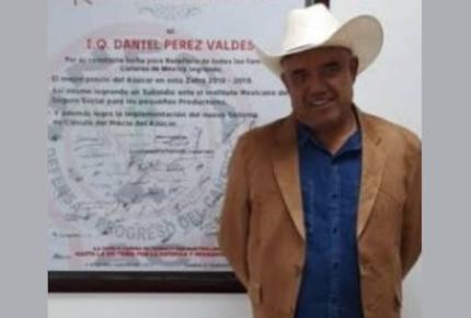 Murió Daniel Pérez Valdés, líder cañero veracruzano