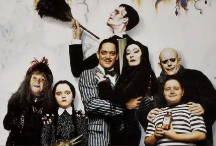Tim Burton llegará a la TV con 'Los locos Addams'