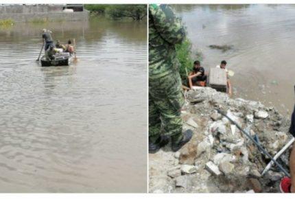 ¡Sí se pudo! Rescatan a 40 lomitos en Tequisquiapan