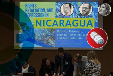 La Tres   Asegurar el mandato en Nicaragua