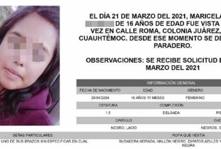 Investigan atropellamiento en muerte de la niña otomí Maricela