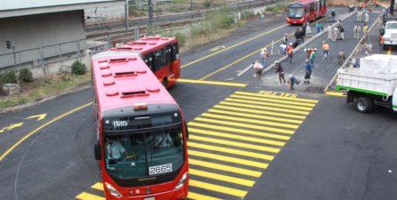 metrobús-Tláhuac