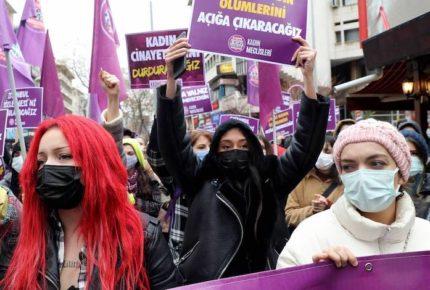 Turquía se retira de tratado que protege a las mujeres