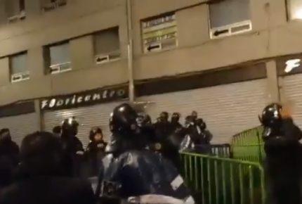 Policías capitalinos agreden a extrabajadores de Notimex