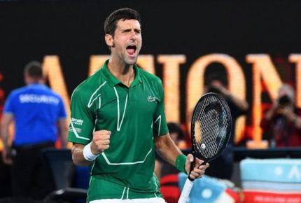 Djokovic se convierte en el número uno 'histórico' del tenis
