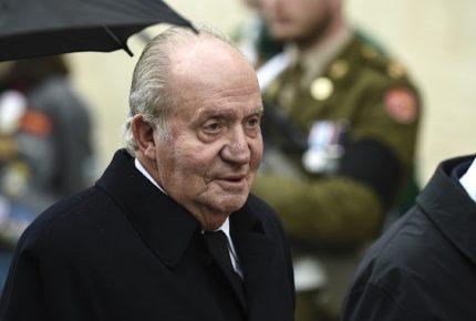 Hacienda investiga al rey emérito español Juan Carlos