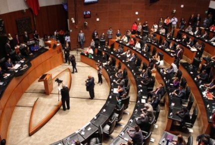 Comisiones del Senado aprueban reforma a Ley de Hidrocarburos