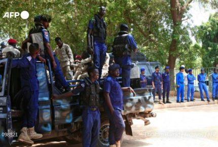 Gobierno y rebeldes de Sudán firman acuerdo de paz