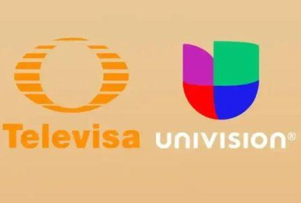 Tras fusión con Univisión, se disparan acciones de Televisa
