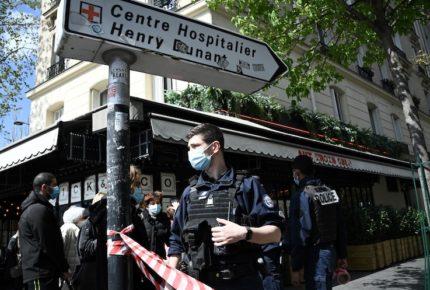 Tiroteo afuera de un hospital  deja un muerto y un herido en París
