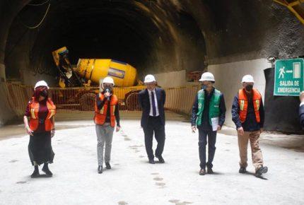 Ampliación de Línea 12 del Metro tiene 85% de avance: AMLO
