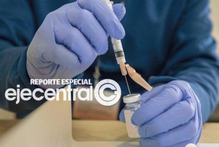 Más de 10 millones de vacunas permanecen almacenadas